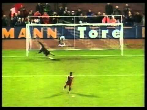 DFB-Pokal 2000/01 1.FC Magdeburg vs. FC Bayern München