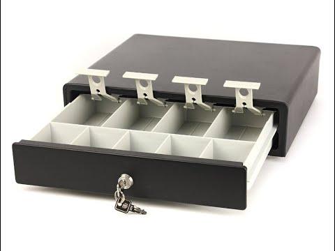 Денежный ящик для кассы механический