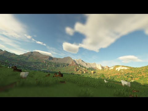 This New Minecraft Mod Is The Best Realistic Terrain Generator Available