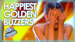 MOST Inspiring GOLDEN BUZZERS Ever On Britain, America's Got Talent And MORE! | Top Talent