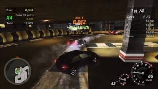 Need For Speed Underground 2 - Stage 4 Race 27/30 [1080p60 - GTX 1080 - 99/210]