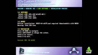 cios d2x installer mod2 2 vwii