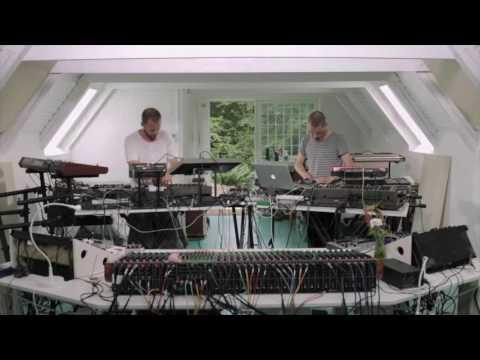 Minilogue Live @ Länghult 2012