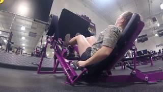 Quad Focused Workout