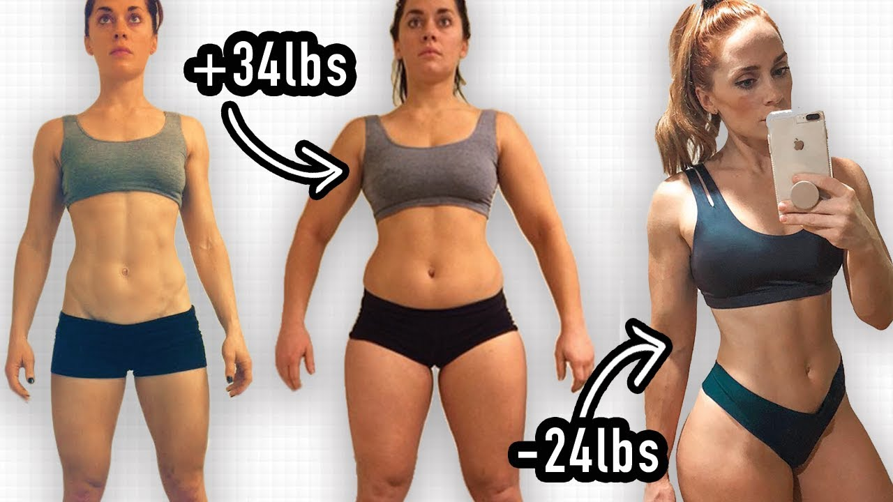 PERFECT BODY to MY HEAVIEST EVER - My Fitness Story | Megsquats