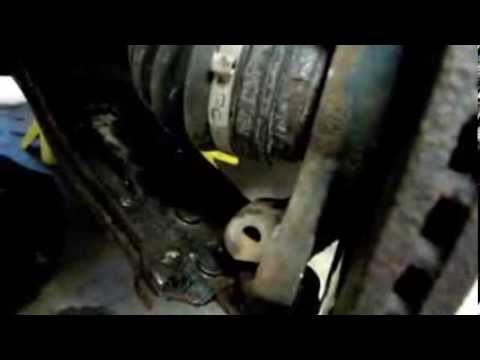 Chevy Optra Clutch Slave Cylinder Replacement Part 1 Of 3