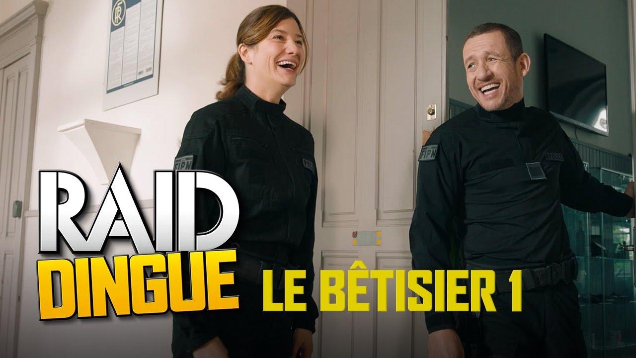 Raid Dingue - Le Bêtisier 1