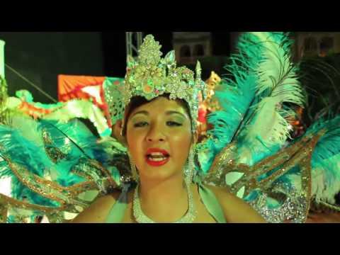 Coronación de la Reina del Carnaval Tres Valles, Veracruz 2016