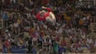 gymnastics, women's.