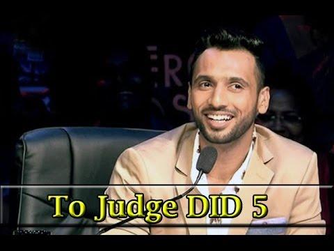 Punit Pathak Got GOLDEN OPPURTUNITY to Judge DID 5
