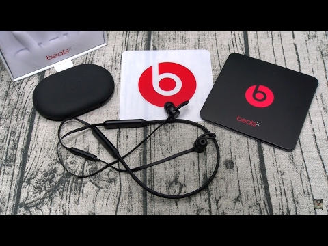 Beats X Wireless Sports Earphones Review