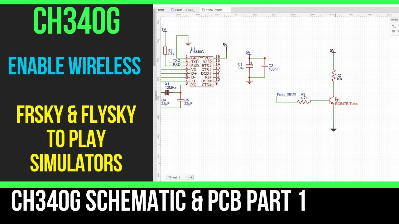 How to CH340G USB TO SERIAL Schematic // Play Through IBUS and SBUS Usb To Serial Schematic on usb switch schematic, usb port schematic, speakers schematic, wireless schematic, usb circuit schematic, usb hub schematic, usb controller schematic, usb memory schematic, usb cable schematic, gps schematic, converter schematic, usb to ttl converter circuit,