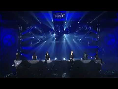 WELCOME TO B2ST AIRLINE - HOLD YOUR FIST TIGHT (주먹을 꽉 쥐고)