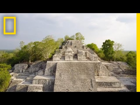 Belize's Ancient Maya Sacrificial Cave: Rare Footage | One S