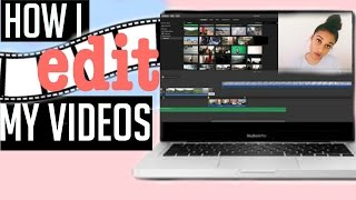How I Edit My Youtube Videos with iMovie! | Transitions, Intros & More!
