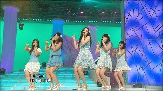 【tvpp】kara honey 카라 허니 show music core live