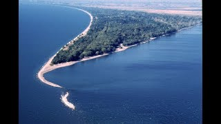 CANADA SOUTHERN MOST LOCATION SPOT- POINT PELEE, CANADA 2017