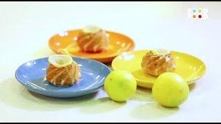 Lemon Drizzle Cake | Bake Diaries of Chef Rakhee Vaswani | FoodFood