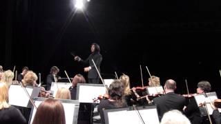 Salina Symphony - Tchaikovsky Symphony No. 5, mvt. 4