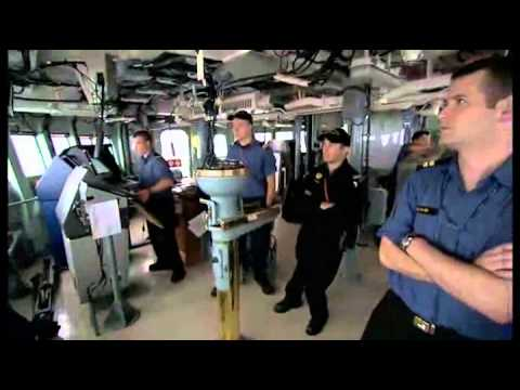 Life in the Royal Canadian Navy