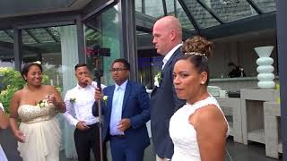 TALITHA S VLOG 66 MY SIS HER WEDDING DAY