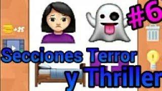 4 Emojis 1 Movie || Respuestas Sección de Terror y Thriller!