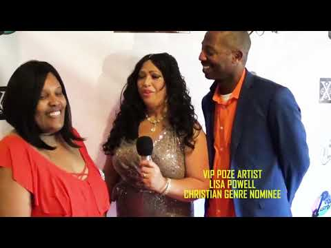 X-POZE-ING MUSIC AWARDS 2018 LISA POWELL INTERVIEW