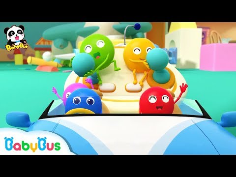 Learn Colors with Chocolate Candies   Colors Song, Ice Cream   Nursery Rhymes   Kids Songs   BabyBus