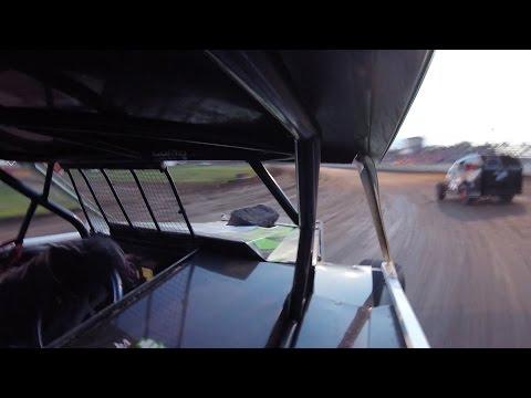 Humboldt Speedway - Modlite Heat - 7.22.16