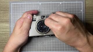 필름카메라 코니카 C35 EF3 사용기 /filmcam…