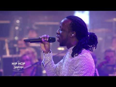 """YOUSSOUPHA : """"Entourage"""" (live @ Hip Hop Symphonique) #HHSYMPHONIQUE"""