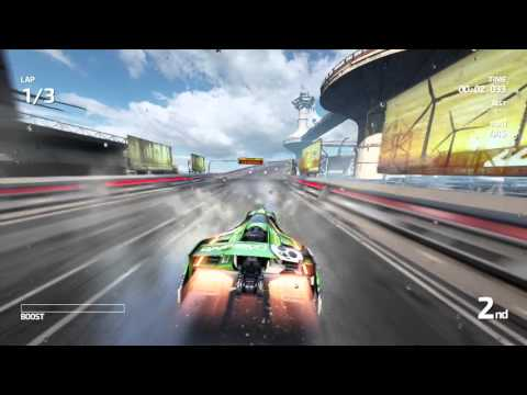 FAST Racing Neo - full Cobalt Cup footage