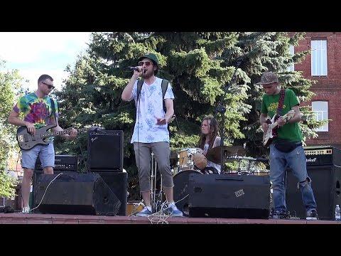 Фестиваль уличной музыки 2016. 05 4 Индианы Джонса