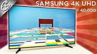 Samsung 4K TV for 40K - Watch Out Xiaomi!