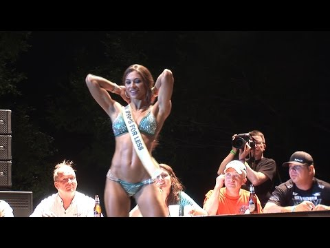 Ms. Bikefest 2014 Swimsuit Competition - Leesburg