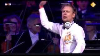 Armin Van Buuren Royal Orchestra Royal Intense Coron Festival King Willem Alexander A Dam