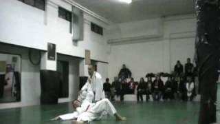 Esame cintura marrone judo