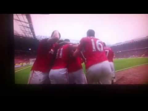 [VIDEO] - Rio Ferdinand AMAZING VOLLEY GOAL VS SWANSEA (12/05/2013) [HD]