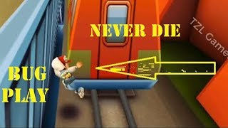 SUBWAY SURFERS GAMEPLAY PC HD ✔ JAKE Bug Play - TZL Games