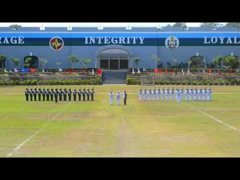 PMA Siklab Diwa Class of 2014 Silent Drill    Homecoming 2013: Philippine Military Academy Class of 2014 Silent Drill -February 17, 2013- -Borromeo Field, PMA, Baguio City, Philippines-