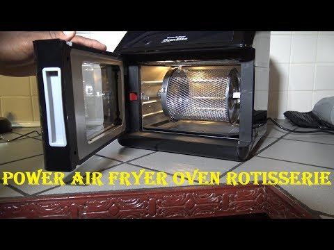 how-to-use-the-power-air-fryer-oven-rotisserie-and-accessories