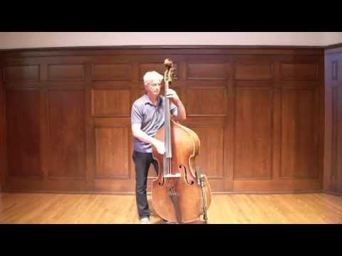 Sheldon Online Music Academy: Vince Corkery-folk bass basics