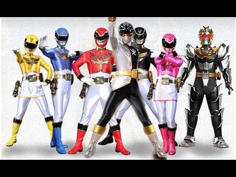 Sixth Ranger For Power Rangers Megaforce Rumors Youtube