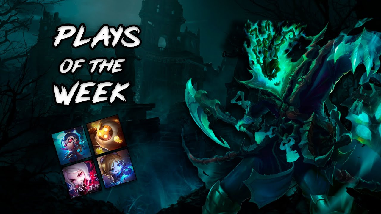 Plays of The Week #5 | League Of Legends
