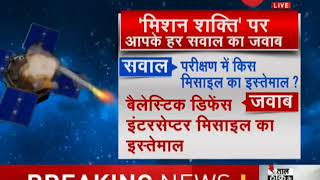 vuclip 'Mission Shakti', India's homegrown anti-satellite missile: All you need to know