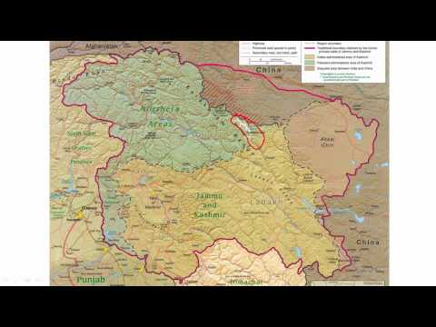 Kashmir problem - India & Pakistan - UPSC/IAS/SSC - Indian History Documentary