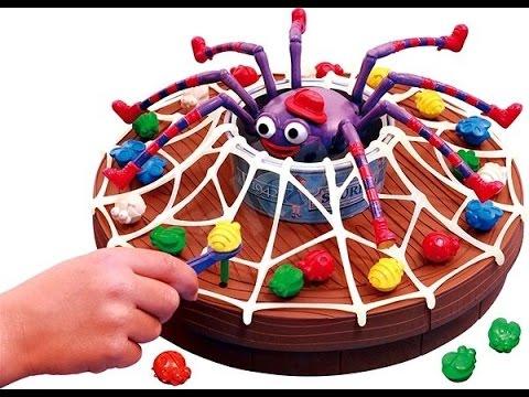 91f095895 Paní Pavouková - zábavná dětská hra HRAS.CZ - YouTube