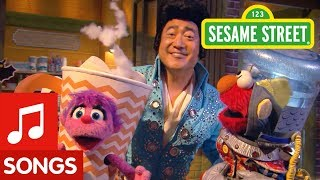 Sesame Street: Pretend on Halloween | Halloween Song