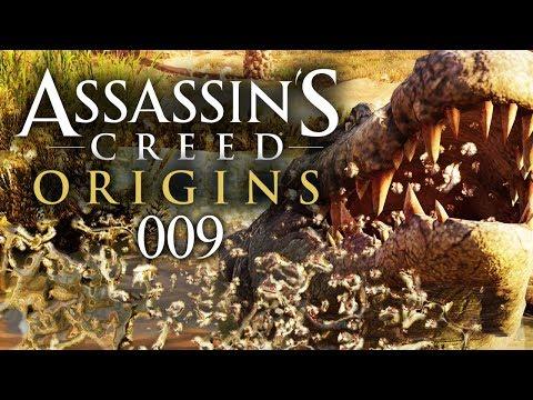 Krokodilangriff 🎮 ASSASSIN'S CREED: ORIGINS #009