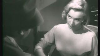 "Marilyn Monroe scenes from the movie ""Home Town Story"""